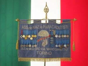 Labaro Anpdi Sezione Provinciale di Torino