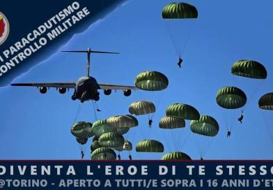 corso paracadutismo piemonte