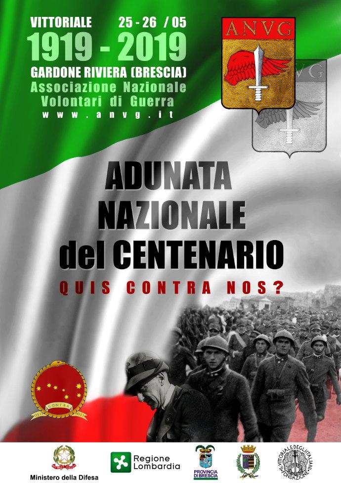 Adunata Nazionale del Centenario - Vittoriale