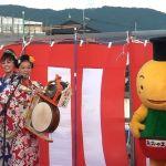 ぽっぽちゃんが京町町内会の夏祭りに参加したようです!