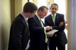 Gibbs with Obama
