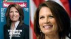 Bachmann newsweek cover