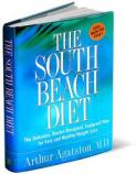 South Beach Diet book with weight loss tips
