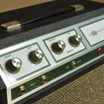 Silvertone 1421 (Sears 10XL) Control Panel