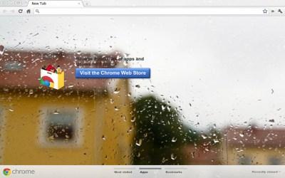 Rain on the Window Theme