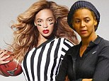 What a difference! Make-up free Beyonce shows the strain of being a working mom... but is transformed in Super Bowl promo