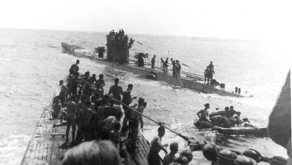 Vor 70 Jahren: Der Untergang der Laconia – Wende im U-Boot-Krieg