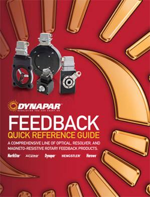 Danaher Feedback Quick Ref Guide (FQRG200) thumb