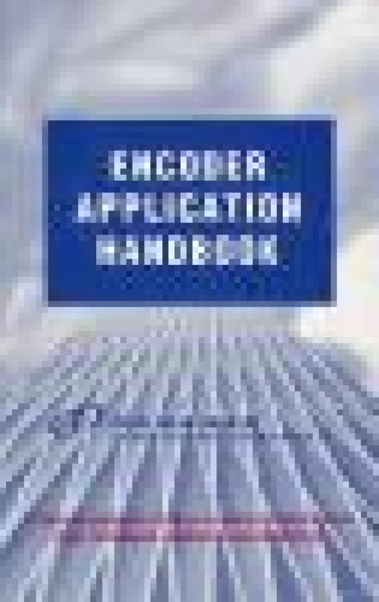 Encoder Application Handbook thumb