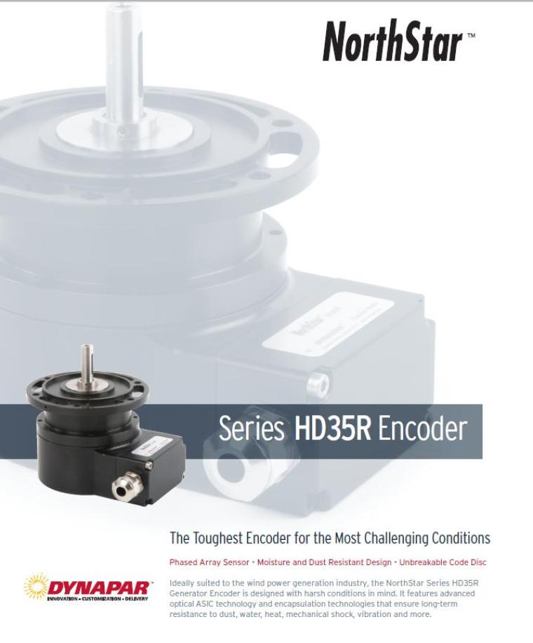 HD35R Application Brochure Image