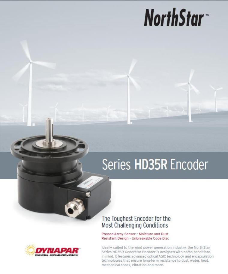 HD35R Wind Brochure Image