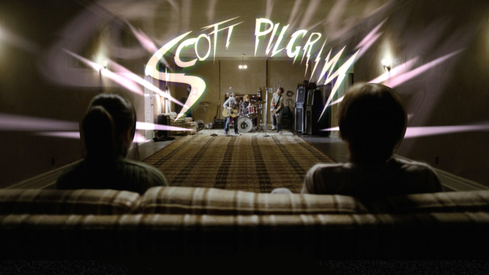scott pilgrim vs the world opening titles