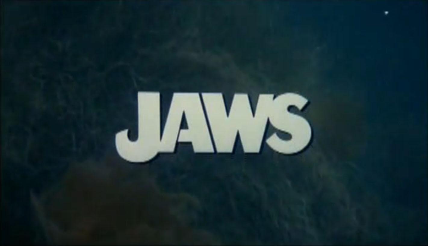 jaws opening scene