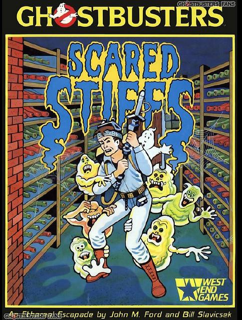 Scared Stiffs