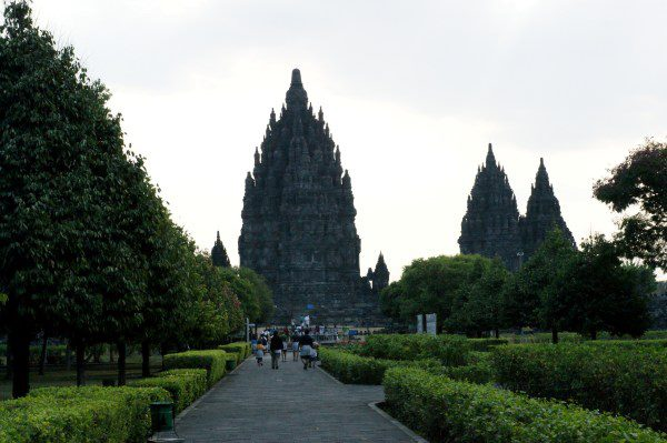 プランバナンのシバ寺院