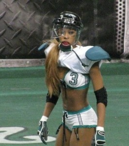 Shelley Lashley In-Game