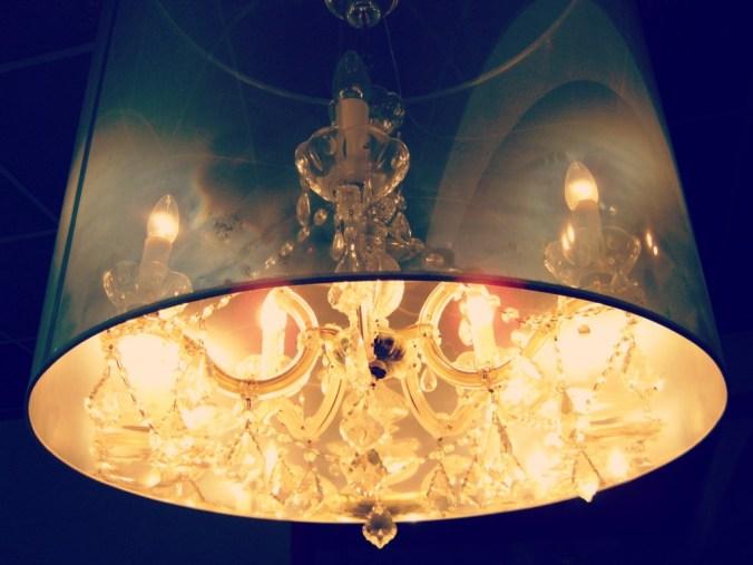 Lampe Johanna voll