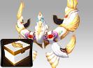 3 + 1 Pegasus Reliquary