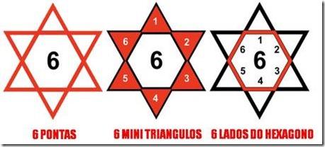 Hexagrama-666