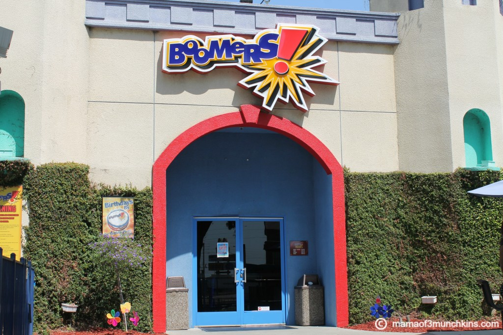 Boomers! Family Fun Center