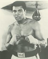 Muhammad Ali becomes the world heavyweight boxing champion