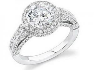 Model cincin kawin halo