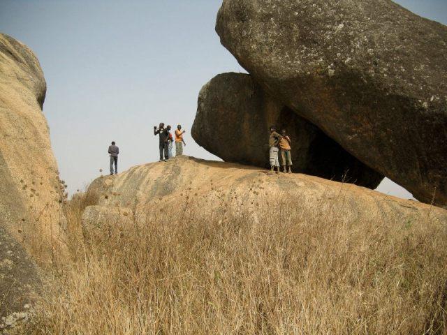 Riyom Rock Jos5 Riyom Rock, Jos