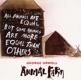 George-Orwell-Animal-Farm-All-Animals-Equal