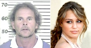 """53-year-old Georgia man, Mark Owen McLeod who believed Miley Cyrus was sending him secret love messages through her TV show, was prematurely let go after being arrested for stalking the """"Hannah Montana"""" star. He was busted when he showed up June 22 at the set of the 16-year-old Disney star's movie shoot in Tybee Island, Georgia, and started harassing young girls. Cops said McLeod tried to head-butt an officer as he was being handcuffed and screamed that he and Cyrus """"will always be together."""""""
