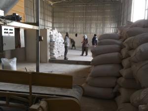 the flour mill in Tirbespiye
