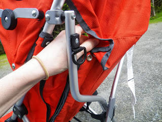 In-depth Review Of Chicco Capri Lightweight Stroller 4