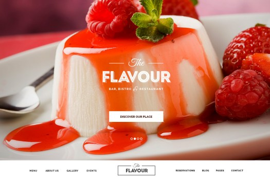 best wordpress restaurant theme