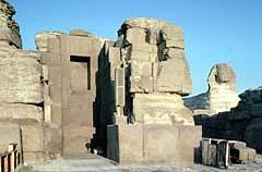O Templo Esfinge