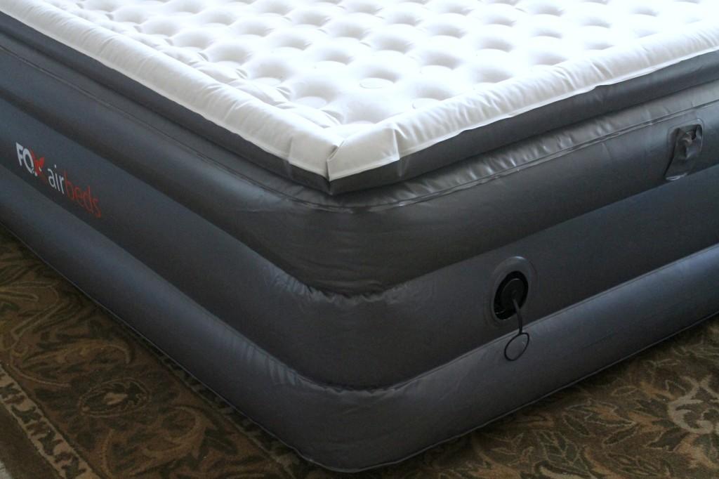 Fox Airbed Plush High Rise King Air Mattress