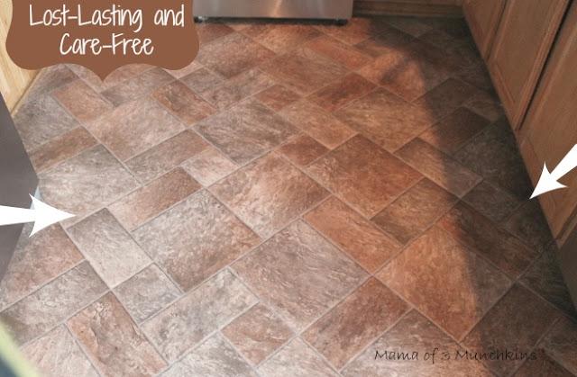 Belcrest Vinyl flooring from Carpet One