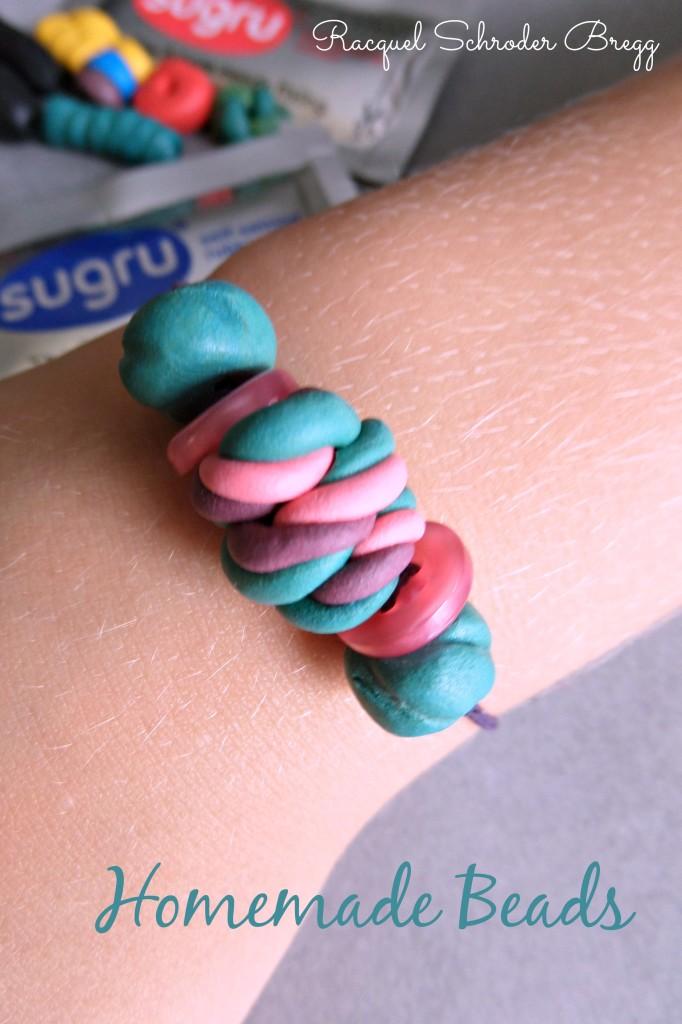 Homemade Beads