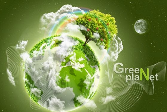 green-happy-earth-day