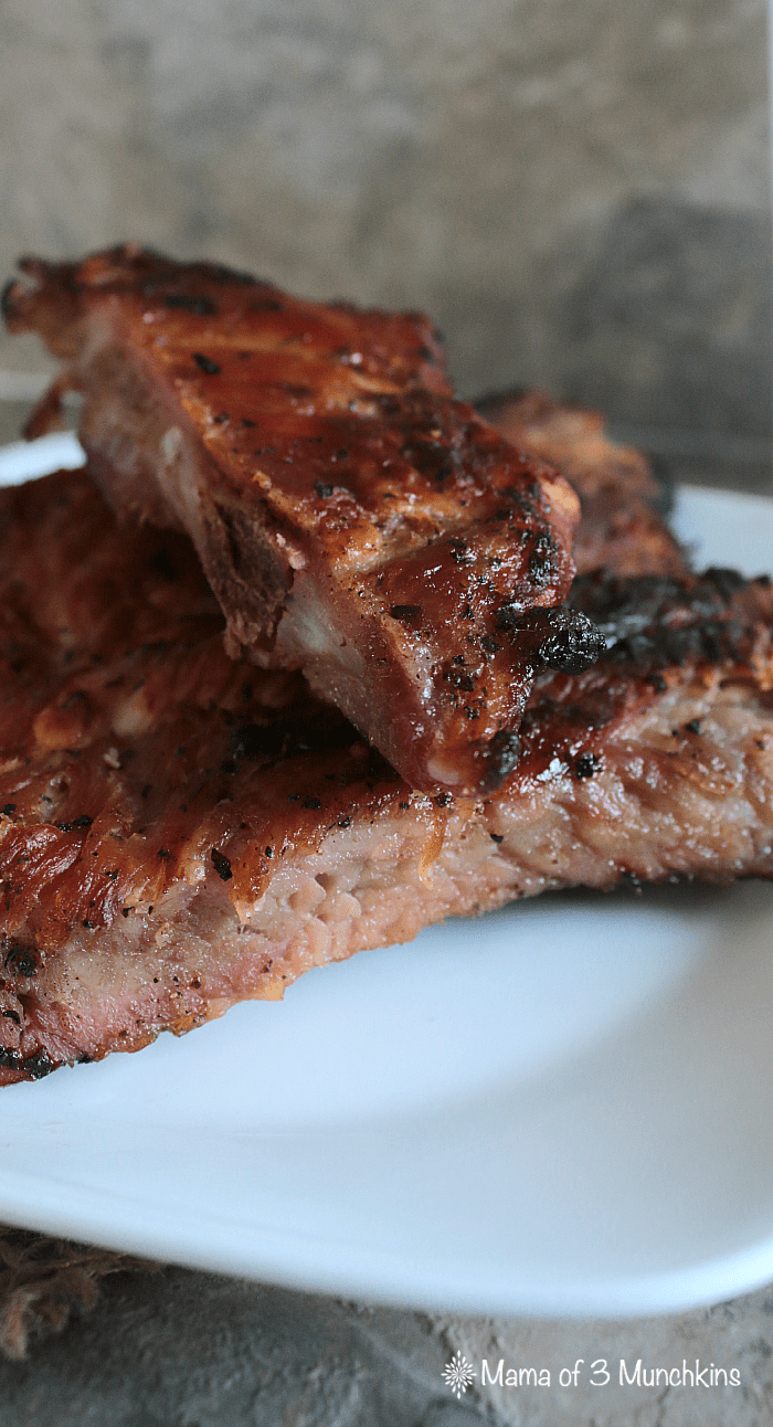 Buttermilk Garlic Ranch Spareribs