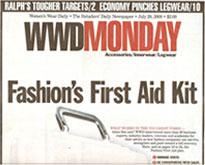 Restored by Sillhouettes on Women's Wear Daily