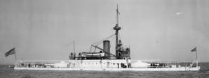 USS Terror um 1897