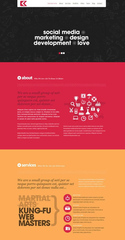 Kronos-One-Page-Responsive--vCard-theme