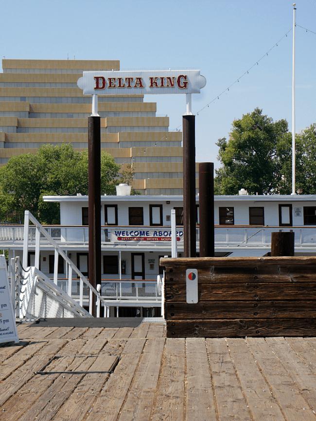 Sacramento Delta King