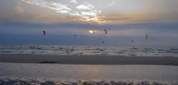 Wijk aan Zee behoort tot de allerbeste kitesurf locaties van Nederland