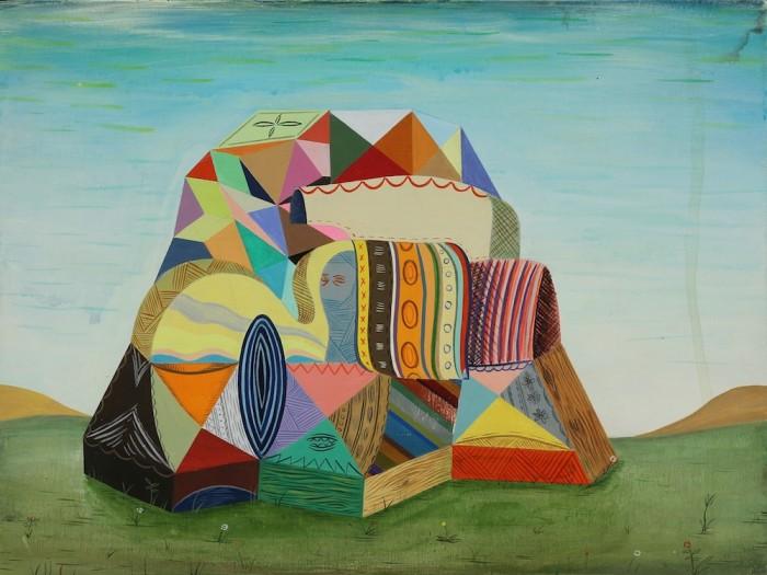 David Grant, Fictitous Structure