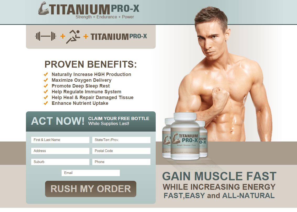 Titanium Pro X 2