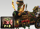 Christmas Steampunk Mount Box 7+3