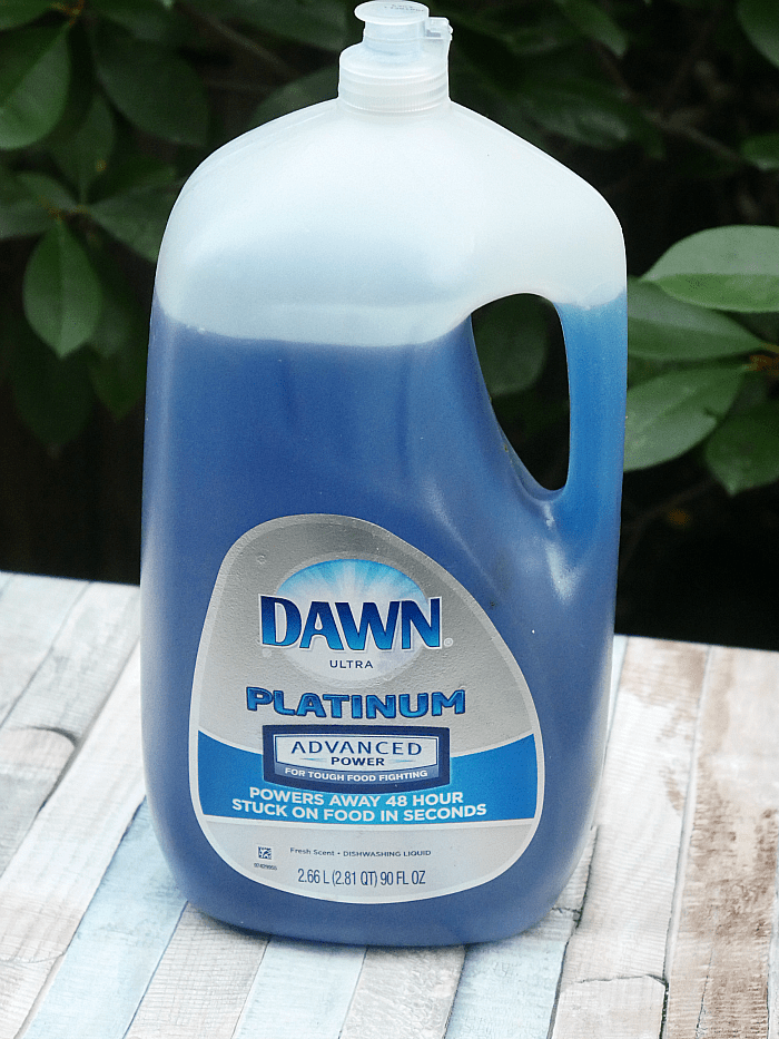 Dawn Platinum Advanced power
