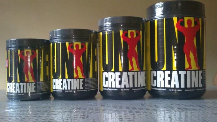 suplementos para ganhar massa muscular - creatina
