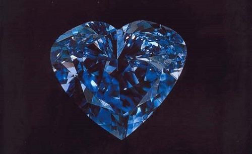 Top 10 Expensive Diamonds in the World The Heart of Eternity - TOP 10 MOST EXPENSIVE DIAMONDS IN THE WORLD