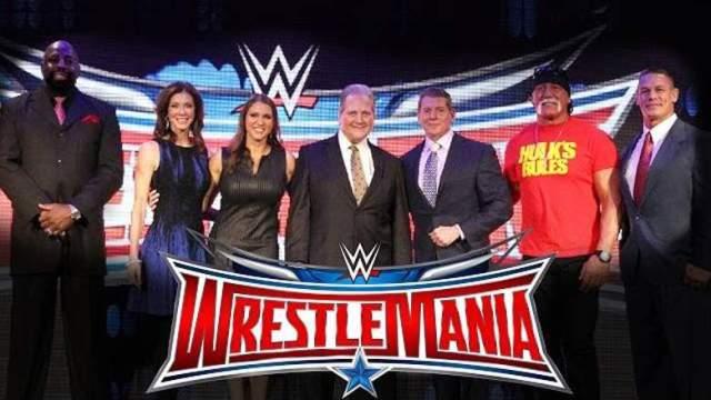 Wrestlemania 32 venue, date, matches